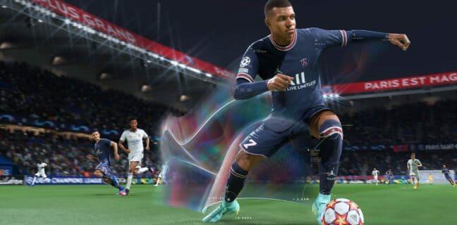 FIFA 22 vyjde letos v říjnu